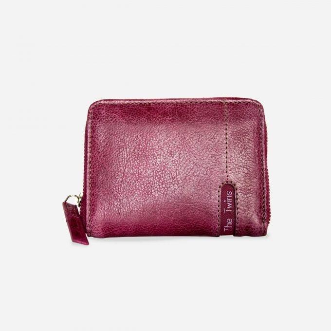 billetera mujer de piel